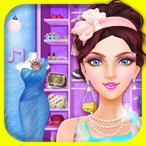 Fashion Makeup Salon - Girls games