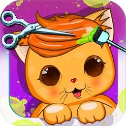 Simulator Hair Salon Cat