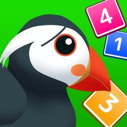Etupirka - puffin numbers 幼児の知育リズムゲーム