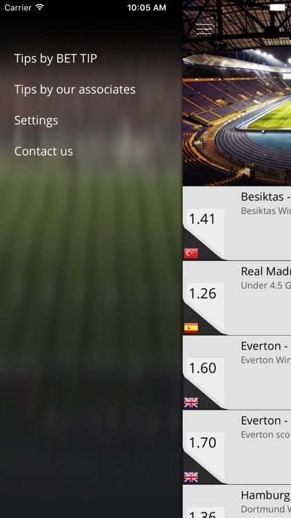 BET TIP - Banko Maç Tahminleri ve VIP Iddaa Kupon İçerikleri screenshot-3