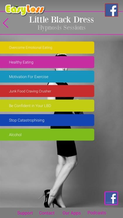 EasyLoss Little Black Dress Weight Loss System