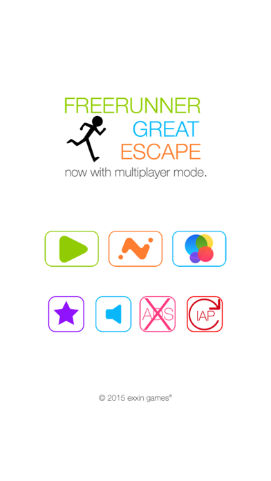Stickman Run Parkour Game Free