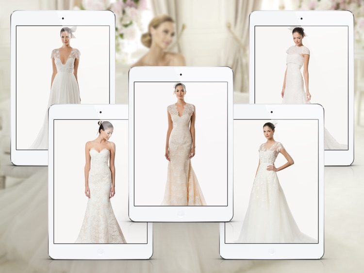 Wedding Dress Design Ideas for iPad screenshot-3