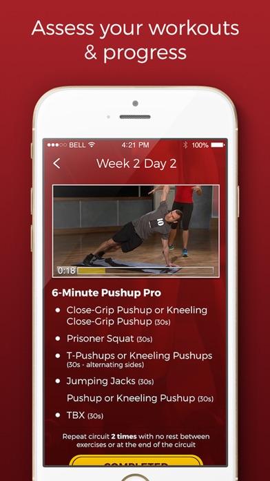 Daily Bodyweight Workoutsのおすすめ画像5