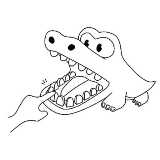 CrocodileDentist