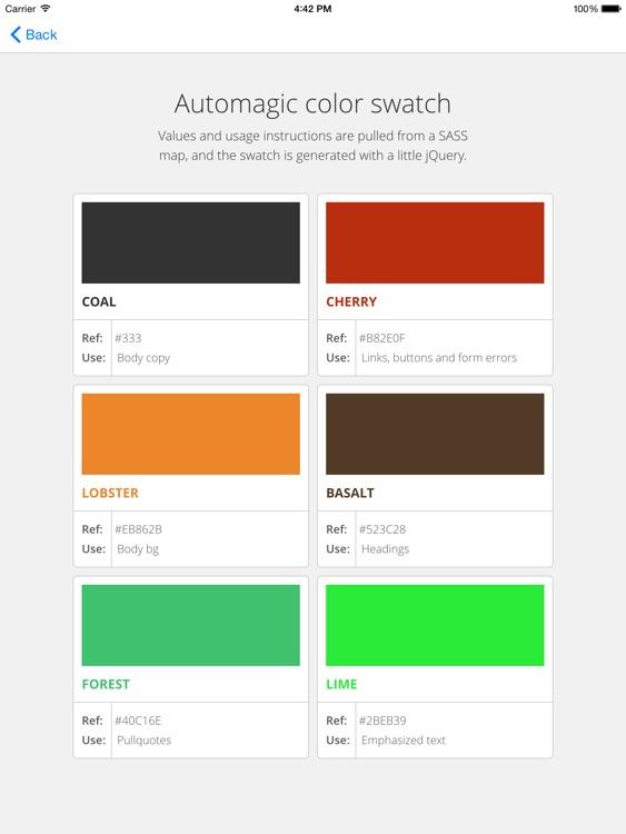 COPIC - Color Picker & Converter for iPad screenshot-3