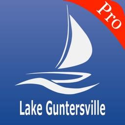 Guntersville Lake Nautical charts pro
