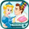 油漆公主灰姑娘 — — 女孩-溢价着色游戏