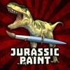 Jurassic Paint - Add Dinosaurs To Your World!