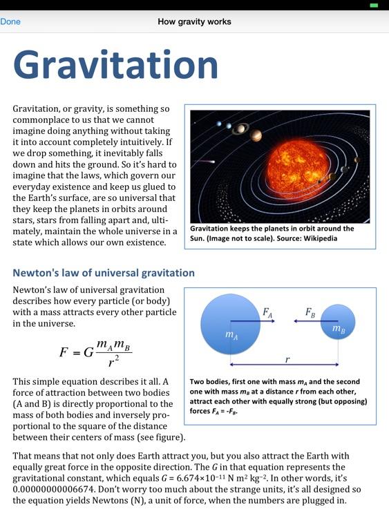 Gravity Lab - Space Physics Simulator screenshot-3