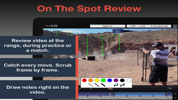 Shot Coach - Video Analysis Tool