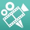 视频编辑器免费的Videolab电影拼贴照片视频编辑的藤,Instagram的,的Youtube