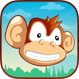 Monkey Hero Run - Jump and Attack in the Amazing Jungle Safari