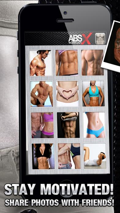 Ab Workout X PRO - Six-Pack Core Exercises & Abdomen Trainer-3