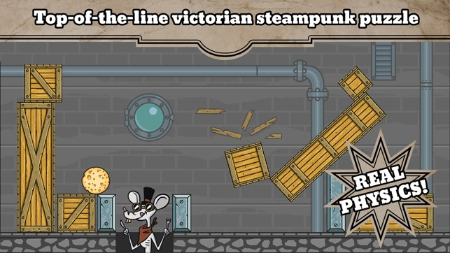 ‎Feed the Rats - Real physics! Screenshot