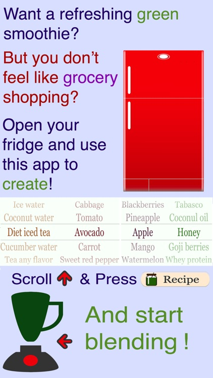 25K+ Raw and Green smoothies you create! screenshot-3