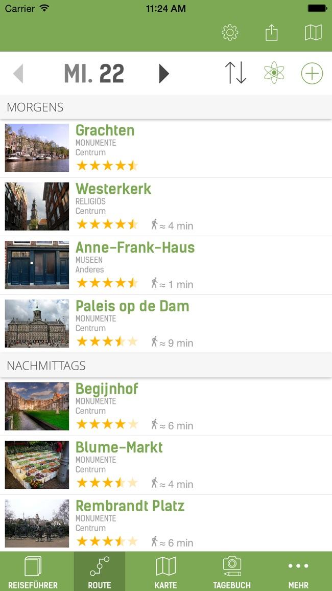 Bangkok Reiseführer (Offline Stadtplan) Screenshot