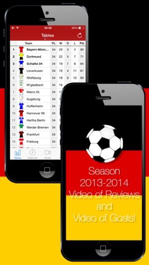 Deutsche Fußball Geschichte 2013-2014 Screenshot
