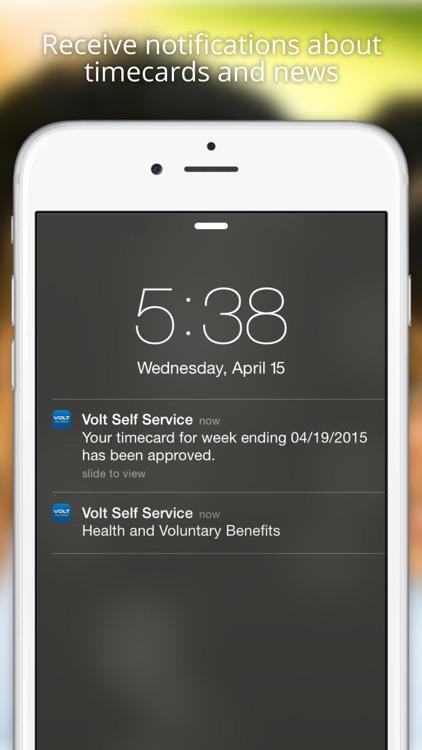 Volt Self Service screenshot-4