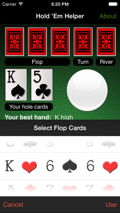 Hold 'Em Helper screenshot-4