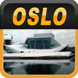 Oslo Offline Map Travel Guide