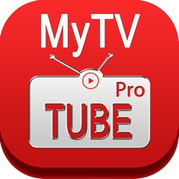 MyTV Tube Pro - Best Uploader, Player & Playlist for Youtube