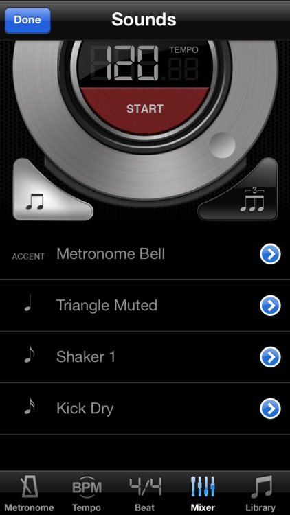 Metronome - US screenshot-4