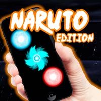 忍術 シミュレータ  - Naruto (ナルト) Jutsus Edition - Make 螺旋丸, 千鳥, 風遁 螺旋手裏剣, 万華鏡 写輪眼 と 火遁 豪火球の術