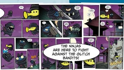 Doodle Jump Motion Comic Series