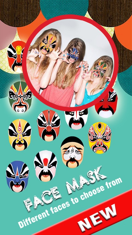 Face Mask Pro - Add Funny FX to your Photos or Videos and Replace your Head to share
