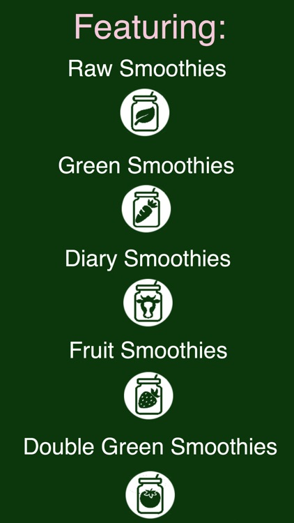 25K+ Raw and Green smoothies you create! screenshot-4
