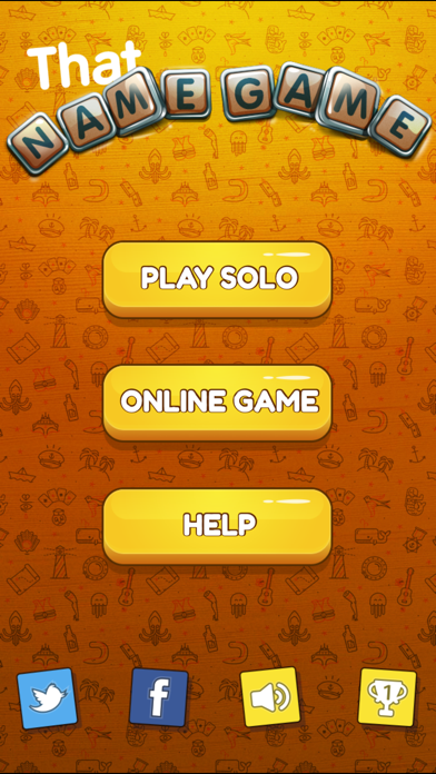 That Name Game screenshot one
