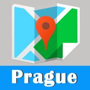 Prague Map offline, BeetleTrip Prague subway metro travel guide