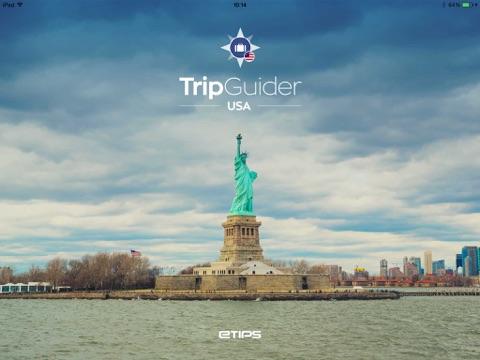 Trip Guider USA-ipad-0