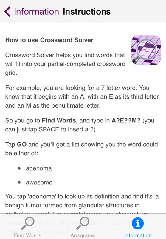The Crossword Anagram Solver Online Game Hack And Cheat Gehack