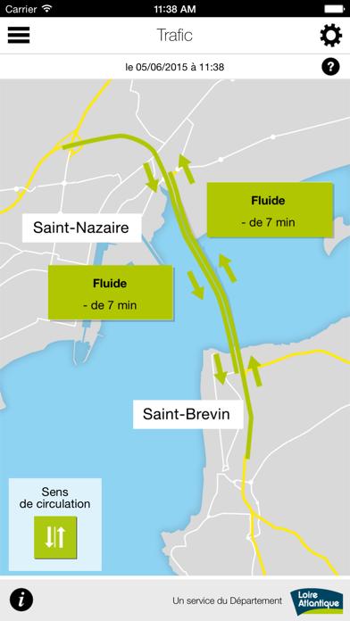 Le pont de Saint-Nazaire screenshot two