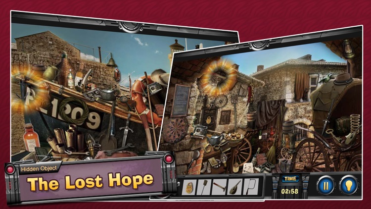 The Lost Hope : Best Hidden Objects Game screenshot-3