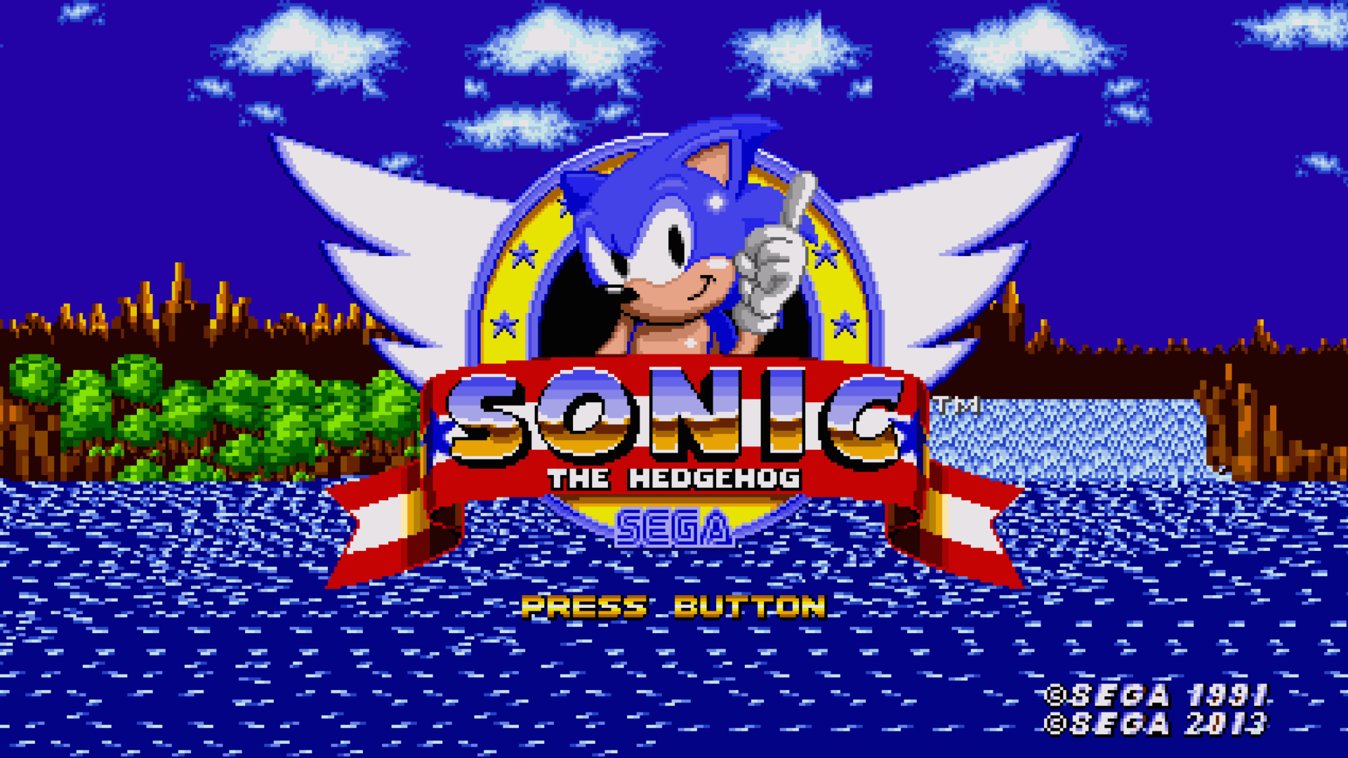 Sonic The Hedgehog Classic screenshot 11