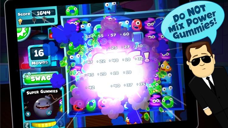 Gummy Lab - Match 3 screenshot-3