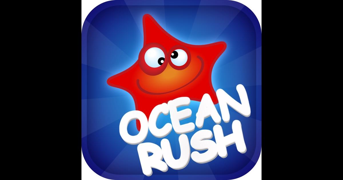 ocean rush free