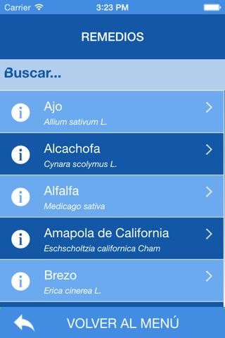 Infusión Fría screenshot 3
