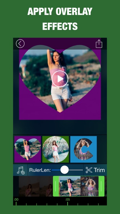 Video Trim & Merge Pro - Cutter and Merger app for your movie clips! screenshot-4