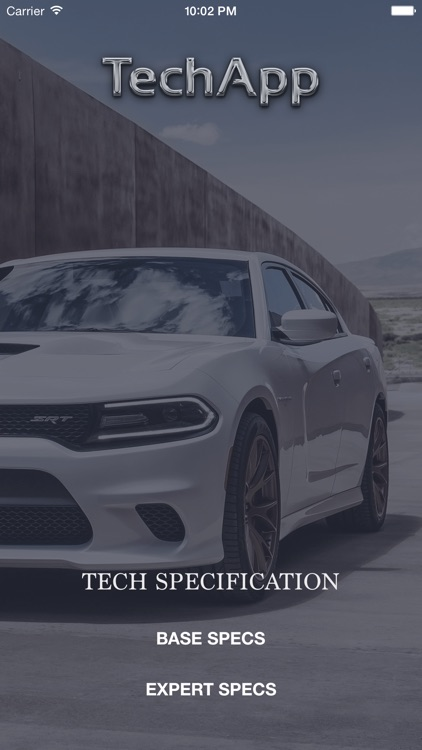 TechApp for Dodge