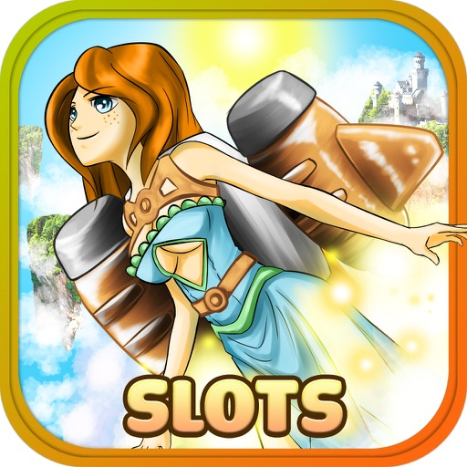 Flying Hearts Land - Play Best Old Bonus Slot Casino of Valentine´s day