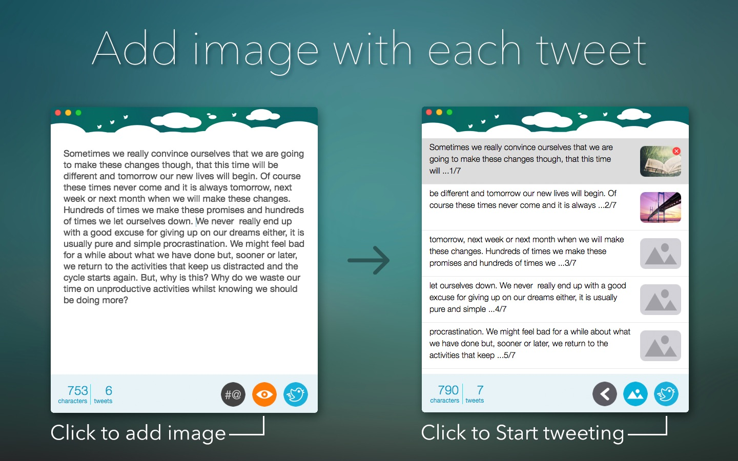 ‎Tweet Publisher on the Mac App Store