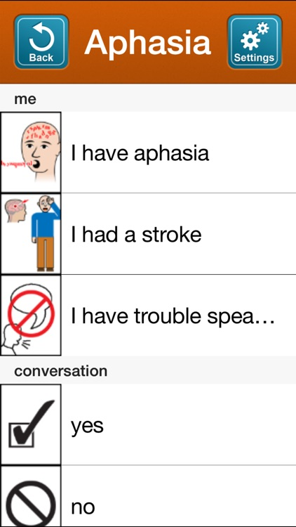SmallTalk Aphasia - Female