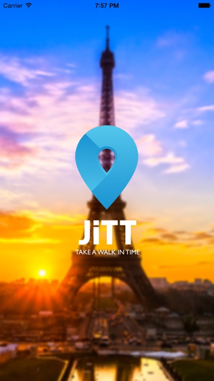 Paris Premium | JiTT.travel Audio City Guide & Tour Planner with Offline Maps