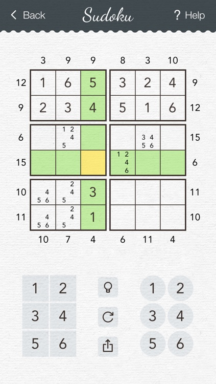 Sudoku 2 PRO - japanese logic puzzle game with board of number squares