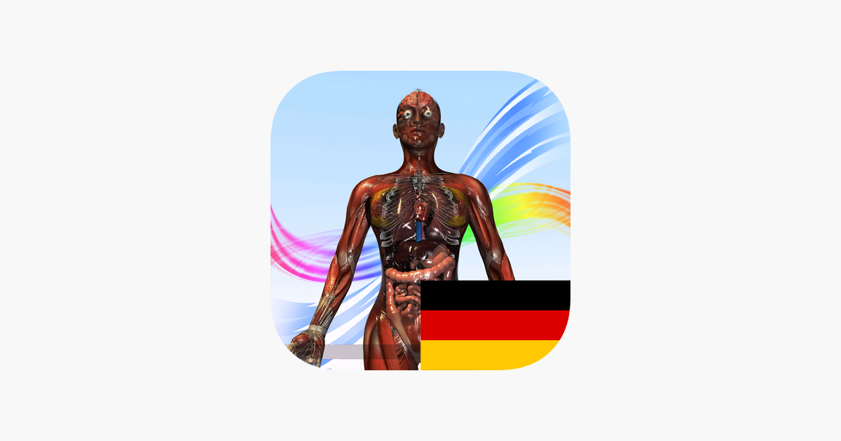 Physiology & Anatomie Animation 3D im App Store