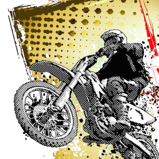 ` Doodle Stunt Racing Devil - Bike Drag Race Club Driving Free Game